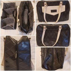 Mary Kay Deluxe Black Consultant Bag & Ins…